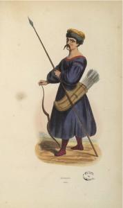 Guerrier kalmouk