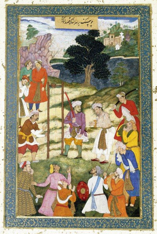 L'exécution d'al-Ḥallāǧ