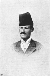 Portrait de Muhamed Fejzi-beg Kulinović