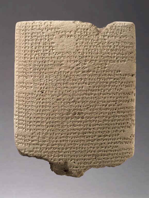 Texte de divination mésopotamien